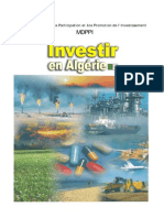 Guide invest Algerie