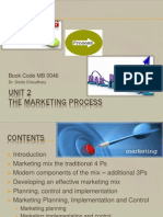 Unit 2 the Marketing Process Changed