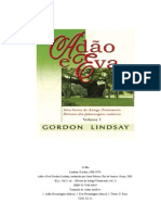Gordon Lindsay - Adão e Eva - Vol. 01