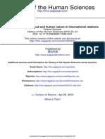 History of the Human Sciences 2010 Schuett 21 46