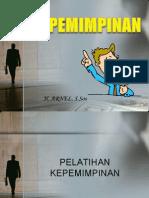 MATERI PELATIHAN KEPEMIMPINAN