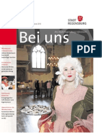 Stadt RegensburgBei Uns 2013 / 6