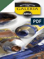 técnicas pintura acrílica