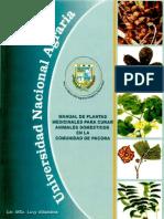 Manual Plantas