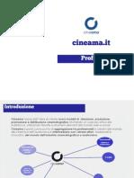 Presentazione Sezione Errante Cineama