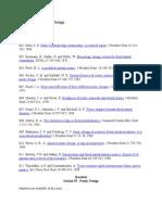 Section 055 Pontic Design