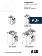 Softstarter Abb Pss300