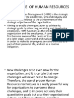 Importance of Human Resources