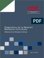 Diagnostico Relacion Mandante-Contratista 2006