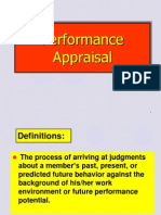 11.1 Chapter 11- Performance Appraisal