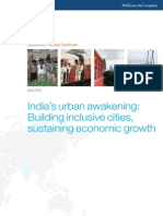 MGI Indias Urban Awakening Full Report