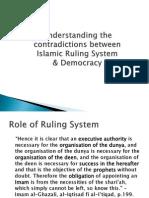 Ruling System Islam vs Democracy