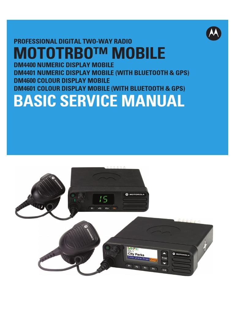 инструкция motorola dm4601