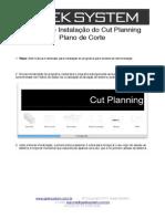 Cut Planning Install