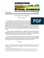 Soil Management K Avail