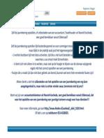 Jaarrekening Oldenzaal boekhouding accountant