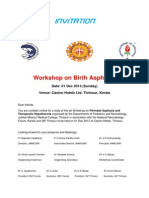 Workshop on Perinatal Asphyxia and Therapeutic Hypothermia
