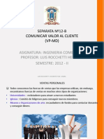 Sesion 12-b. Comunicar Valor Al Cliente - b