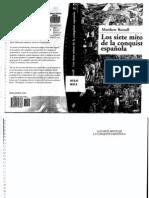 Los Siete Mitos de La Conquista Espanola