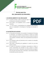 Normas de Uso-laboratorios Informatica
