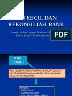 01 Kas Kecil Rekonsiliasi Bank