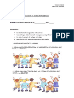 evaluacion matematicas 1
