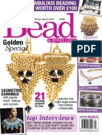 Bead Magazine Issue 50 - Golden Special 2013