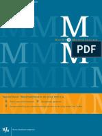 Markt en Mededinging; Special Issue