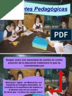 Corrientes Pedagógica1