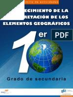 Cuadernillo de Trabajo Geografia Guanajuato