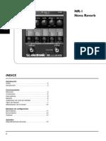 Tc Electronic Nr-1 Nova Reverb Manual Spanish