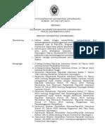 Kalender Akademik 2013-2014 undip