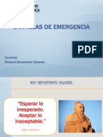 16 Cartillas de Emergencias
