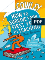 Sue Cowley - How to Survive Your First Year in Teaching