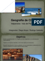 Geo Chile Valpo y Rapa Nui