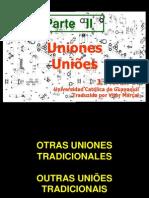 Parte II Uniones Traduzido