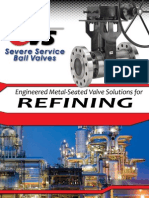EVS Division Refining Brochure_012011