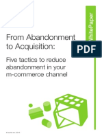 Abandonment to Acquisition Jumio WhitePaper Aug.2013