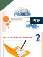 Proyecto Xxxxxxxxxxx