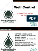 Well Control 2013