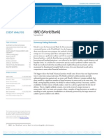 Moodys IBRD Report 2013