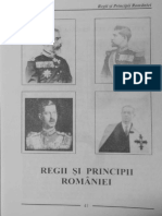 Regii Si Principii Romaniei