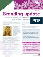Newsletter - Branding Update