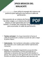 PRINCIPIOS BÁSICOS DEL MALACATE
