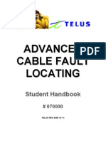 Advanced Cable Fault Locating - Oct 11-06