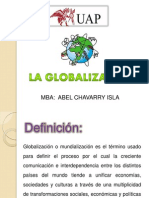 SESION N-¦2 GLOBALIZACION