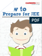 How to Prepare for JEE 2014