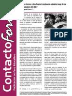 Contacto Foro - Abril 2013