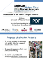 Downtown and Business District Market Analysis Toolbox Ryan Russell Brown