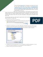 Cara Membuat Bootable ISO Atau CD Setup